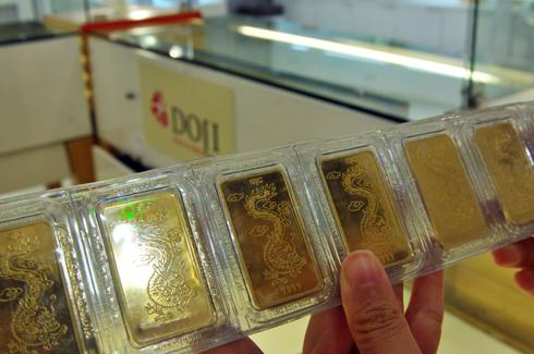Giá vàng tuần này được dự báo tăng 1