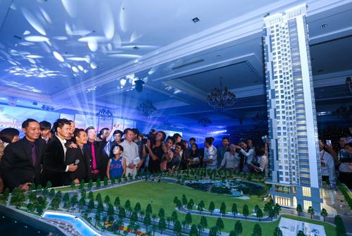 hơn 300 căn hộ Skyline