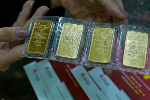 Giá vàng SJC vượt ngưỡng 34 triệu đồng 1