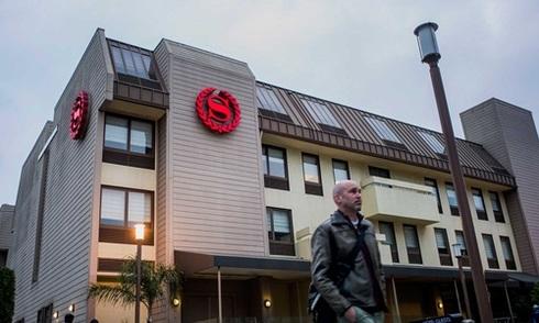 Hệ thống khách sạn Sheraton có thể về tay Trung Quốc