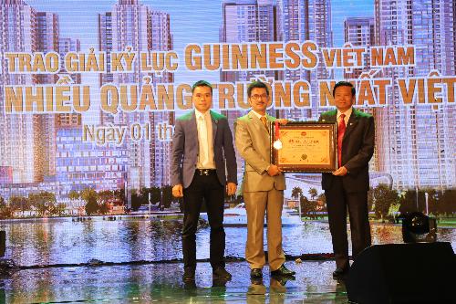 2 11 201542 4460 1446520654 Dự án Goldmark City có nhiều quảng trường nhất Việt Nam