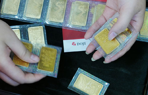 Giá vàng tuần này trông chờ thông tin từ FED 1