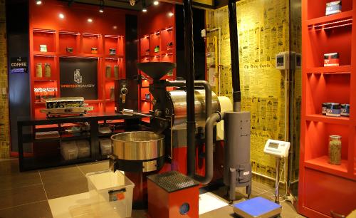 Vpresso Coffee khai trương phòng rang xay với 7 sản phẩm cà phê sạch 1