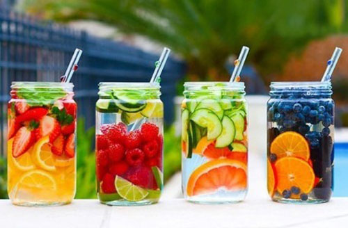 Kinh doanh nước detox kiếm tiền triệu mỗi ngày 1