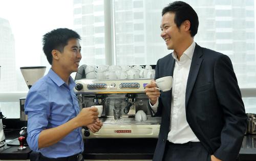 Vpresso Coffee khai trương phòng rang xay với 7 sản phẩm cà phê sạch 2