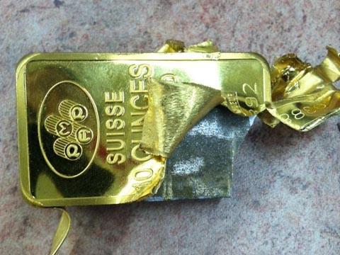 Đường đi của vàng giả vào Việt Nam 1