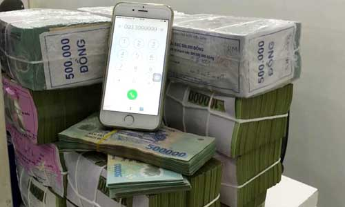 Sim điện thoại của Mr Đàm được hỏi mua giá một tỷ đồng
