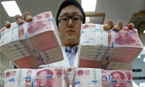 Trung Quốc chính thức có mặt trong rổ tiền tệ dự trữ thế giới
