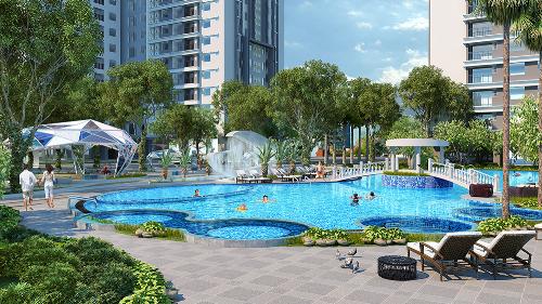 Ra mắt khu Sapphire thuộc dự án Goldmark City