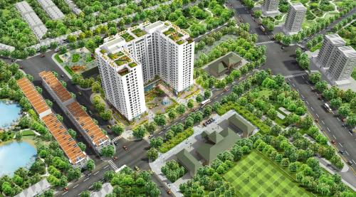 Ra mắt dự án căn hộ Athena Complex - ảnh 1