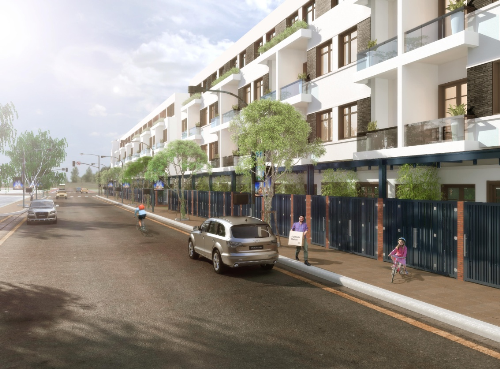 Ra mắt dự án căn hộ Athena Complex - ảnh 2