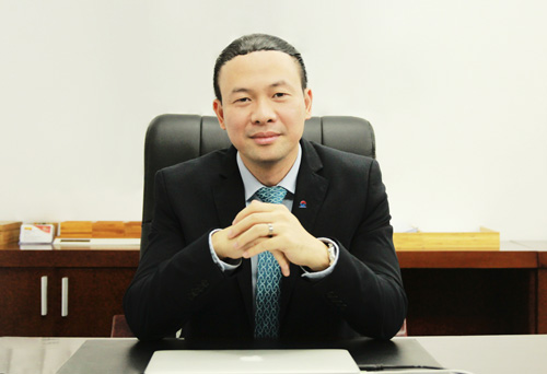 Sep cu Maritime Bank lam Tong giam doc NCB