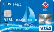 BIDV ưu đãi thẻ dịp cuối năm
