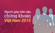 Gần 430 triệu phú trên sàn chứng khoán Việt Nam