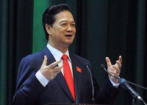 nguoi dung dau chinh phu khang dinh se co cau lai no cong theo huong on dinh, ben vung.