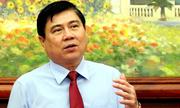 Chủ tịch TP HCM lo khó vay nợ để đầu tư