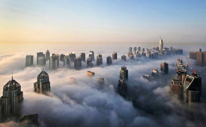 Dubai – từ sa mạc thành Manhattan Trung Đông
