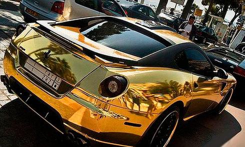 Cuộc sống xa hoa của nhà giàu Dubai