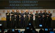 Cộng đồng kinh tế ASEAN chính thức thành lập