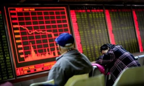 Chứng khoán Trung Quốc có thể mất gần 30% năm nay