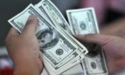 Giá USD bật tăng