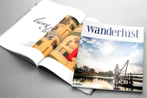 Ra mắt ấn phẩm du lịch Wanderlust Tips