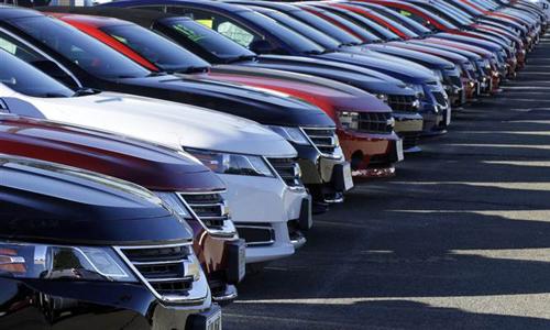 Tiêu thụ ôtô năm 2015 cao kỷ lục