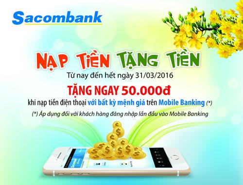 Mọi thông tin chi tiết, khách hàng vui lòng liên hệ các điểm giao dịch hoặc Trung tâm Dịch vụ khách hàng 24/7 của Sacombank theo số điện thoại 1900 5555 88 hoặc email ask@sacombank.com.