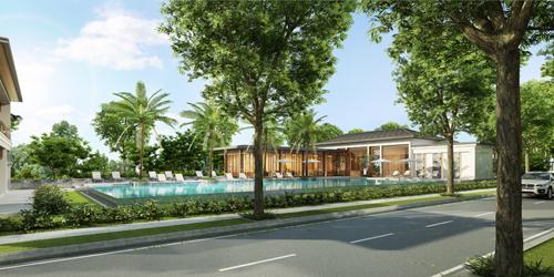 Hinh 1 6941 1453168023 Nine South Estates chuẩn bị ra mắt khu biệt thự mẫu