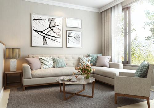 Hinh 2 1216 1453168024 Nine South Estates chuẩn bị ra mắt khu biệt thự mẫu