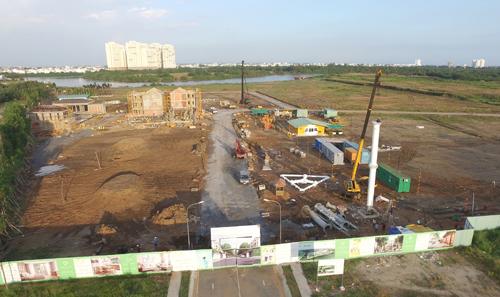 Hinh 3 1707 1453168024 Nine South Estates chuẩn bị ra mắt khu biệt thự mẫu