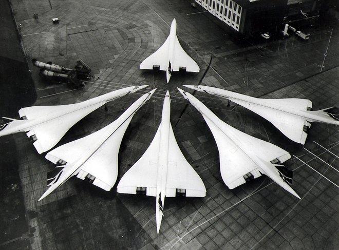 Thời hoàng kim của máy bay siêu thanh ảnh 9