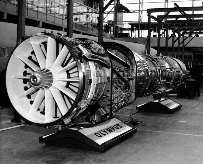 Thời hoàng kim của máy bay siêu thanh ảnh 2