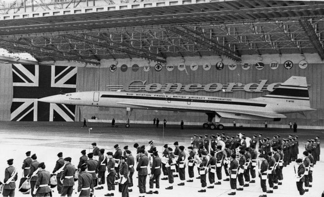 Thời hoàng kim của máy bay siêu thanh ảnh 6