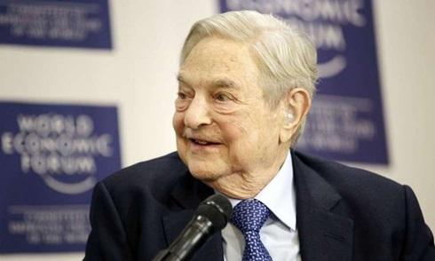 Tỷ phú Soros: Đà suy giảm của Trung Quốc sẽ lan ra toàn cầu