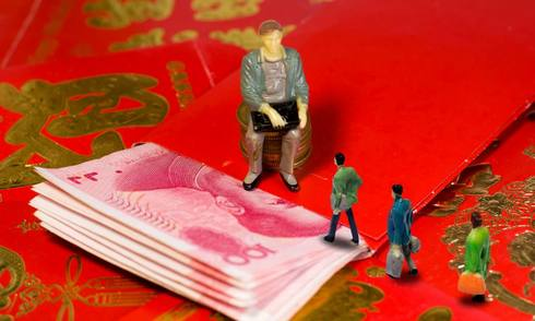 Những kiểu thưởng Tết kỳ quặc tại Trung Quốc