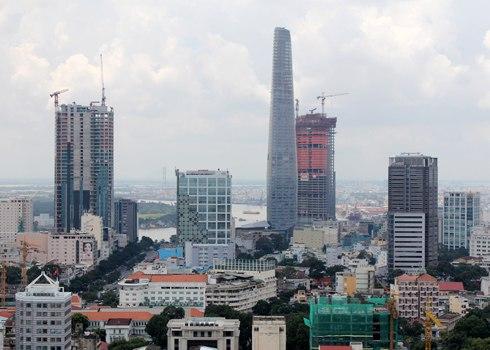 Giá thuê mặt bằng phía Nam Sài Gòn bằng một nửa khu trung tâm