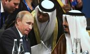 Nga, Ảrập Xêút đồng ý cứu giá dầu