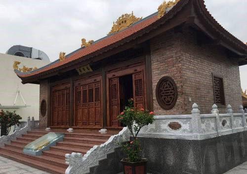 hoa binh green 500 3013 1456224413 Những tòa chung cư xây chùa trên tầng thượng ở Hà Nội
