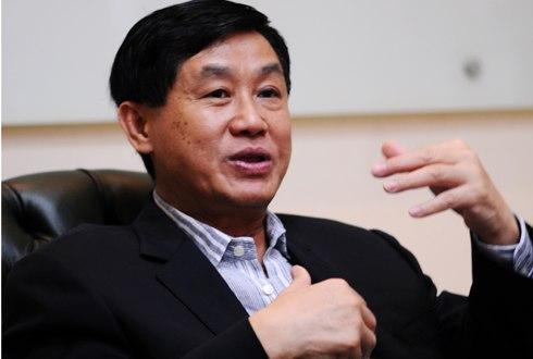 Ông Johnthan Hạnh Nguyễn cho biết chấp nhận mất 5 năm hòa vốn cho lĩnh vực fastfood. Ảnh: Nhật Anh