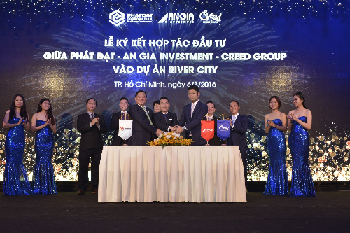 Quỹ đầu tư Nhật rót 500 triệu USD cho dự án River City