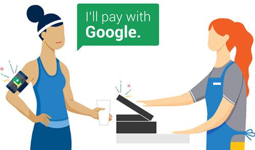 google-thu-nghiem-phuong-thuc-thanh-toan-di-dong-moi