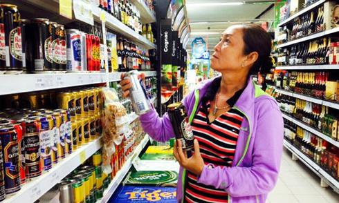 Bia sắp tăng giá đồng loạt vì cách tính thuế mới