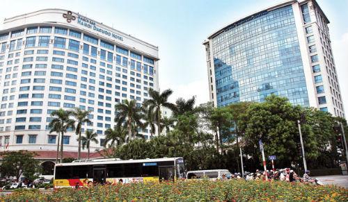Tổ hợp khách sạn Daewoo vào tầm ngắm của các đại gia