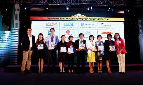 Lazada lọt top 100 nơi làm việc tốt nhất Việt Nam
