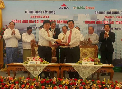 Le ky ket 2806 1458496253 Bầu Đức rót thêm 230 triệu USD vào bất động sản tại Myanmar