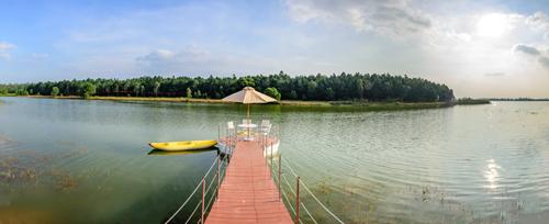 dai lai1 JPG 4156 1458620986 Biệt thự duy nhất có bến thuyền riêng tại dự án Flamingo Đại Lải