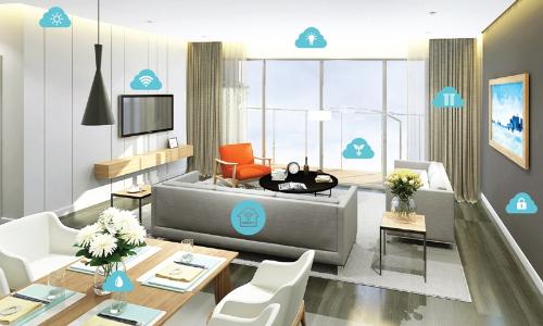 Mở bán căn hộ thông minh EcoLife Capitol