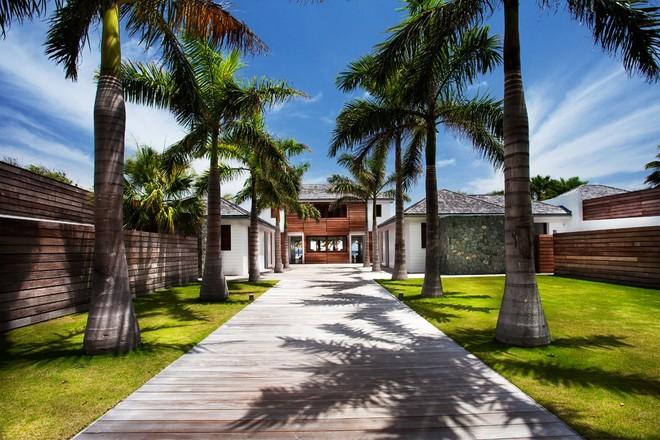 Đảo nghỉ dưỡng xa xỉ của giới siêu giàu ảnh 5