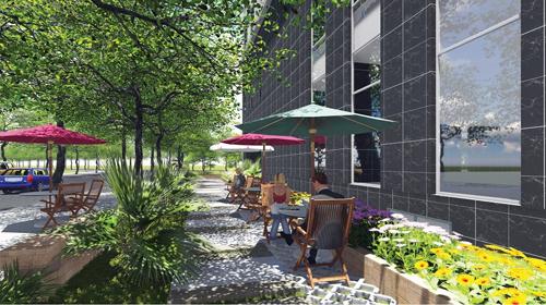 EcoLife Tây Hồ sẽ cung cấp cho thị trường 600 căn hộ diện tích 90-138m2 trong đó có 4 căn penthouse, có giá bán từ 25,5 triệu mỗi m2